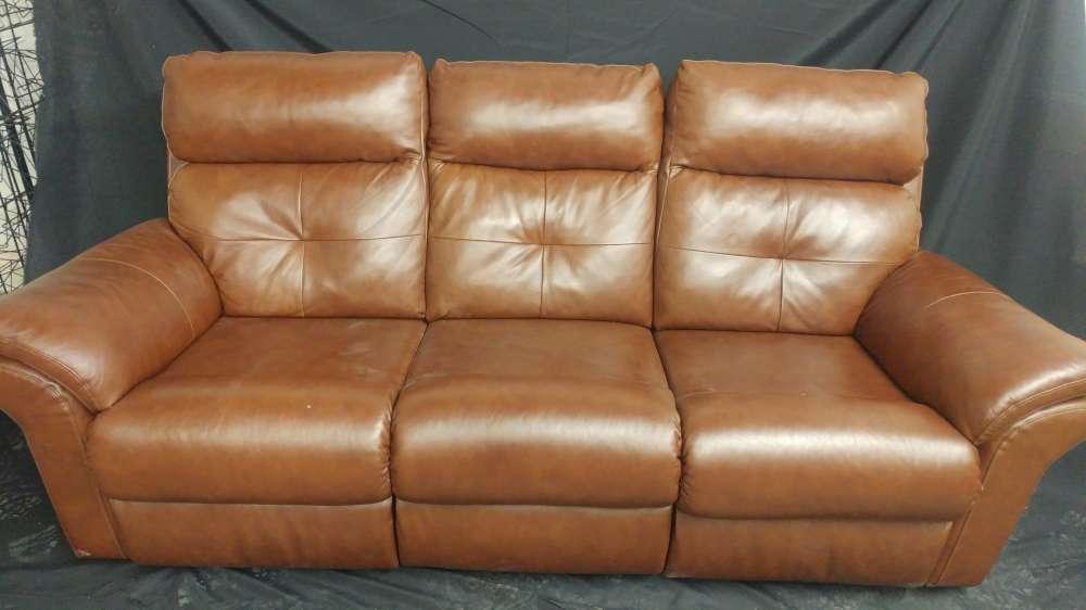 ensemble de divan en cuir